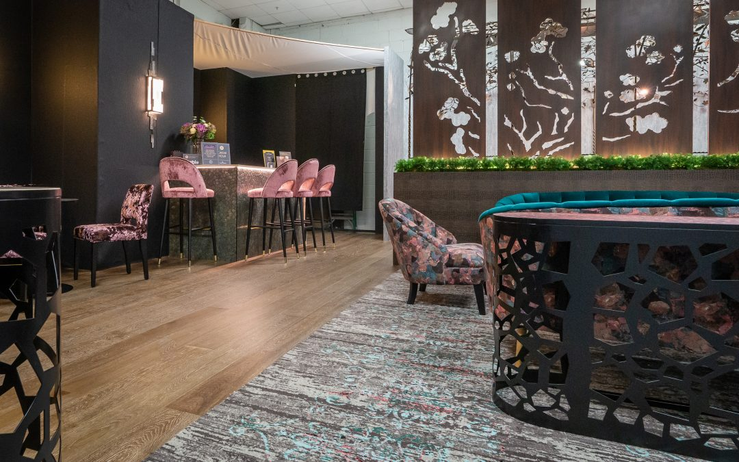 Hotel Lobby And Dining Area – Independent Hotel Show 2019