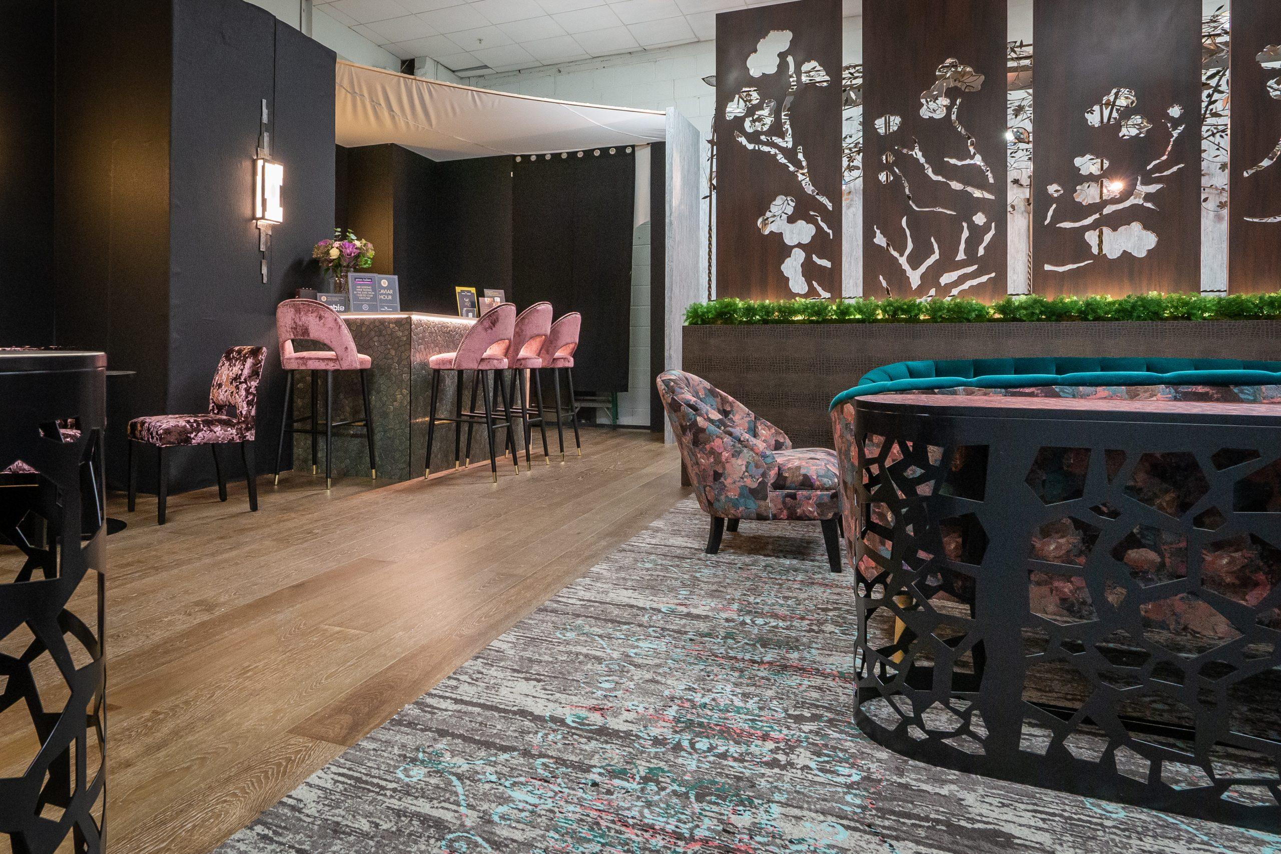 London hospitality interior designer