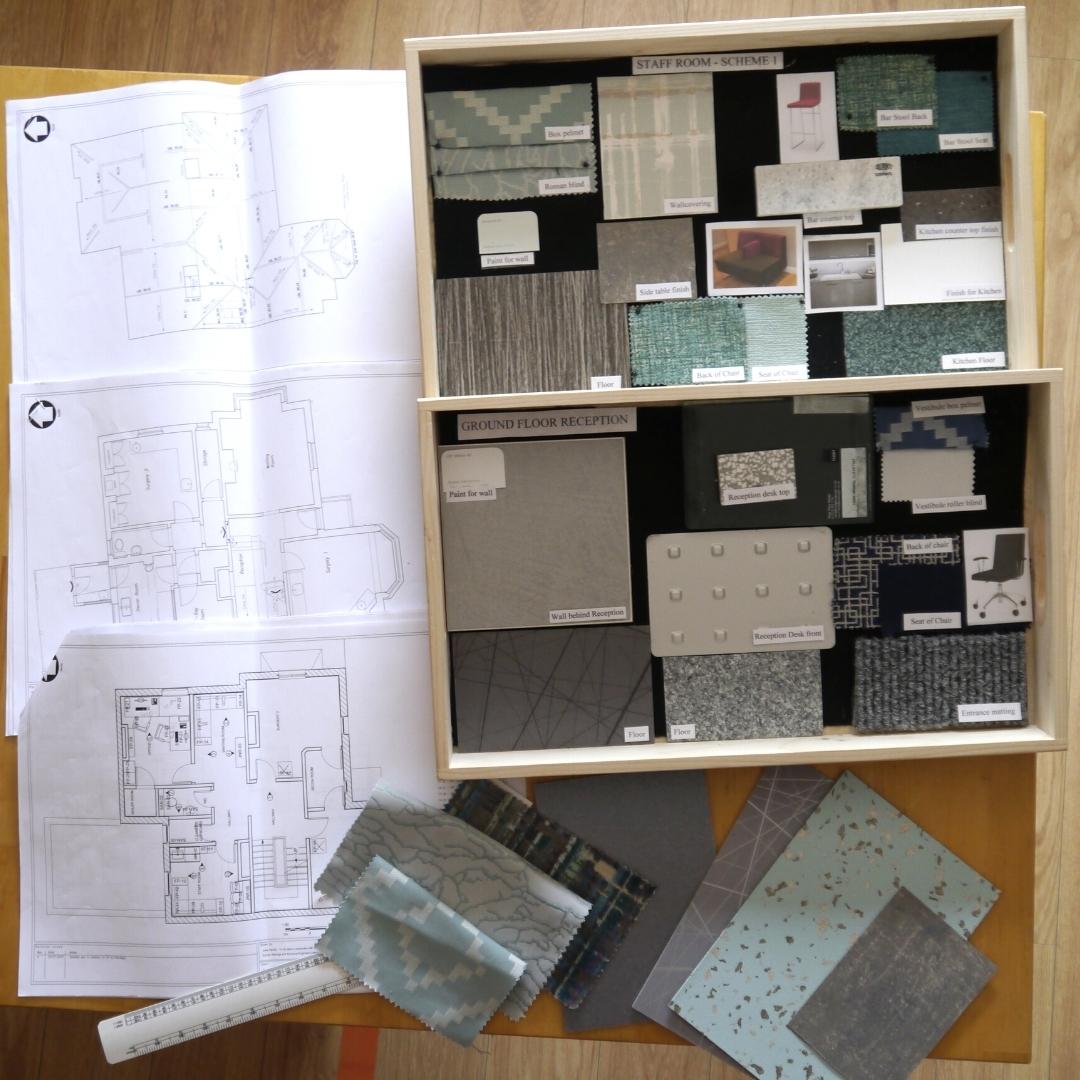 mood boards for interior design
