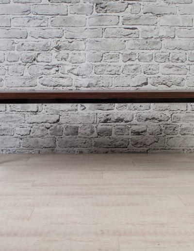Low rectangular table