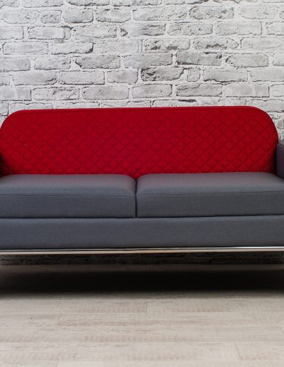Lounge sofa for hospitality