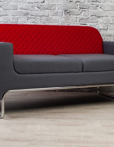 Lounge sofa - 2 and 3 seater options