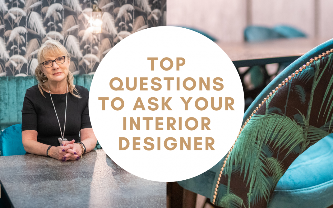 Questions to ask before using an interior designer
