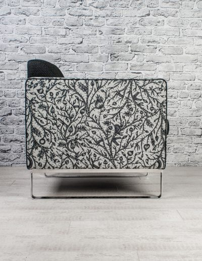 Armchair for hospitality and corporate