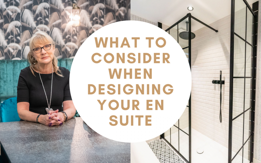 advice for designing your ensuite