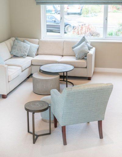 Living room bespoke furniture - Koubou Interiors