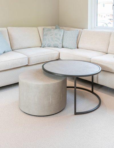 Bespoke corner sofa design - Koubou Interiors