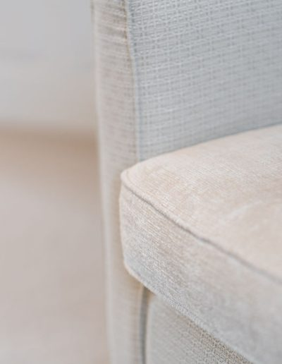 Fabrics for the living room - Koubou Interiors