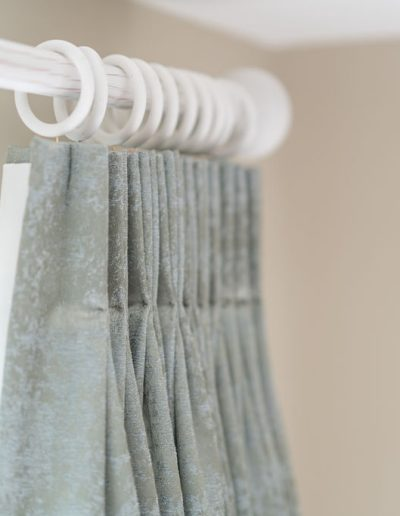 Custom curtains for the living room - contemporary curtains