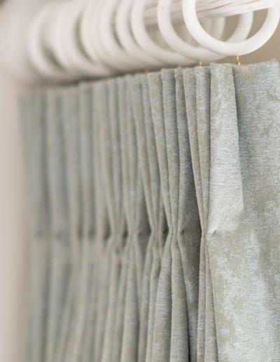 Custom curtain design in Berkshire - Koubou Interiors