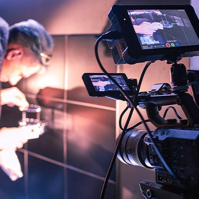 Grabación de Vídeos Promocionales en Albacete