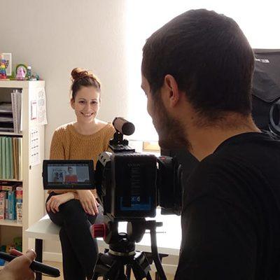 Grabación de Vídeos Informativos en Albacete