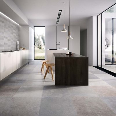 Moderne-Vloertegels-Woonkamer-Keuken-60x60-Flaviker-Now