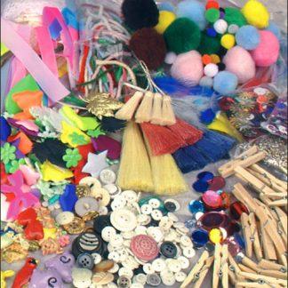 Kreative Materialer