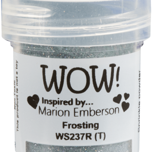 Frosting – WOW