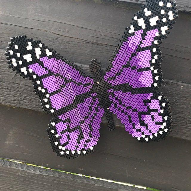 Perle sommerfugl