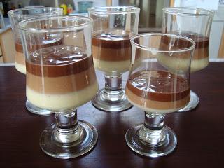 Trippel chocolatemousse