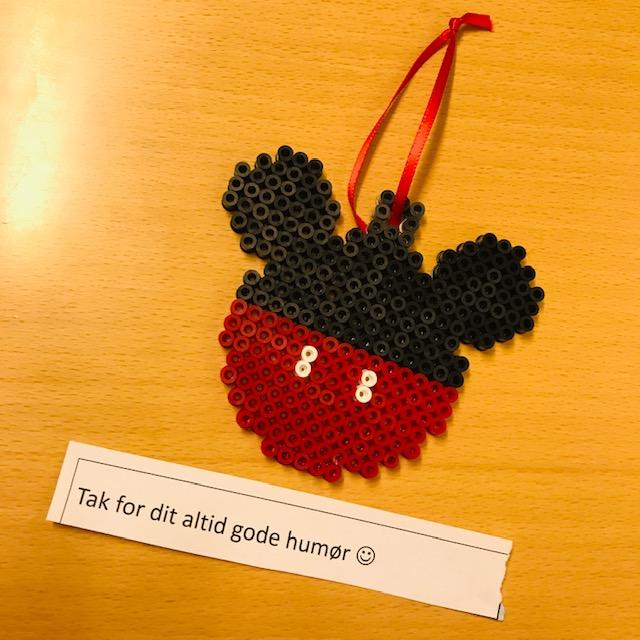 Mickey Mouse julekugle