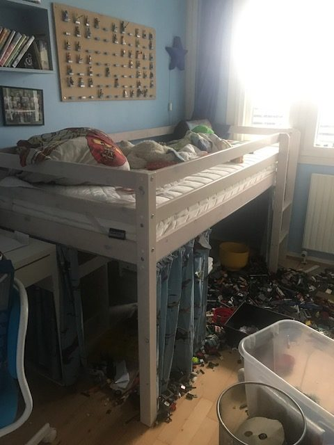 Olivers værelse