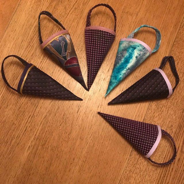 Kræmmerhuse af slips