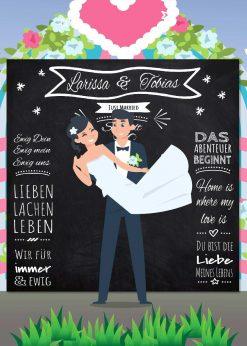 Meilensteintafel Wedding Backdrop Personalisiert Hochzeit Foto Kreide Hintergrund Chalkboard V21 Sweet Love Pb