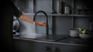 Kriener Küchenstudio - Quooker Heißwasseramatur