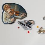 Violinister_och_musikfåglar © Kristina Nilsdotter/Bildupphovsrätt2018