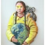 Save the Planet - Our House is on Fire<br/>© Kristina Nilsdotter/Bildupphovsrätt 2020