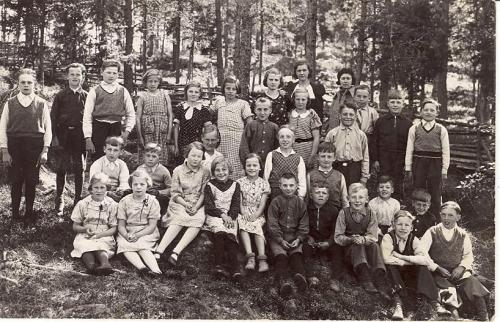 1920-talets barn