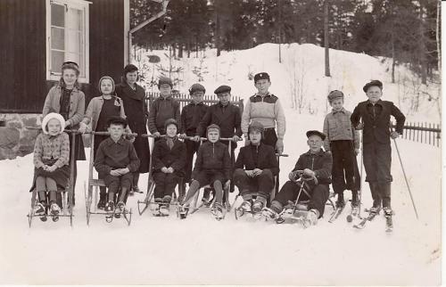 Utelek 1941-1942