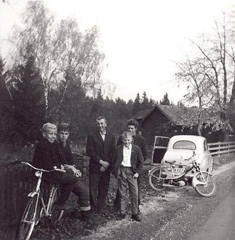 Ungdomar från Krokshult