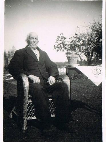 Karl August Larsson Fagerbäck