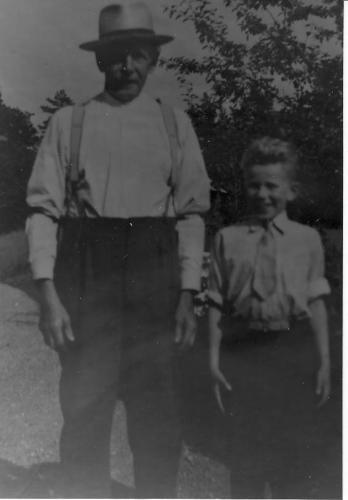 Hjalmar J och Sven