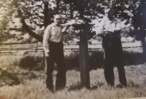 Josef och Tore Axelsson