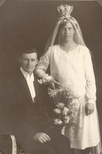 Elna och Paul Lindén.