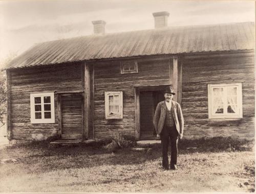 Det gamla boningshuset