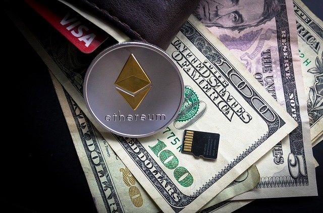 Visa-Ethereum Kryptowährung