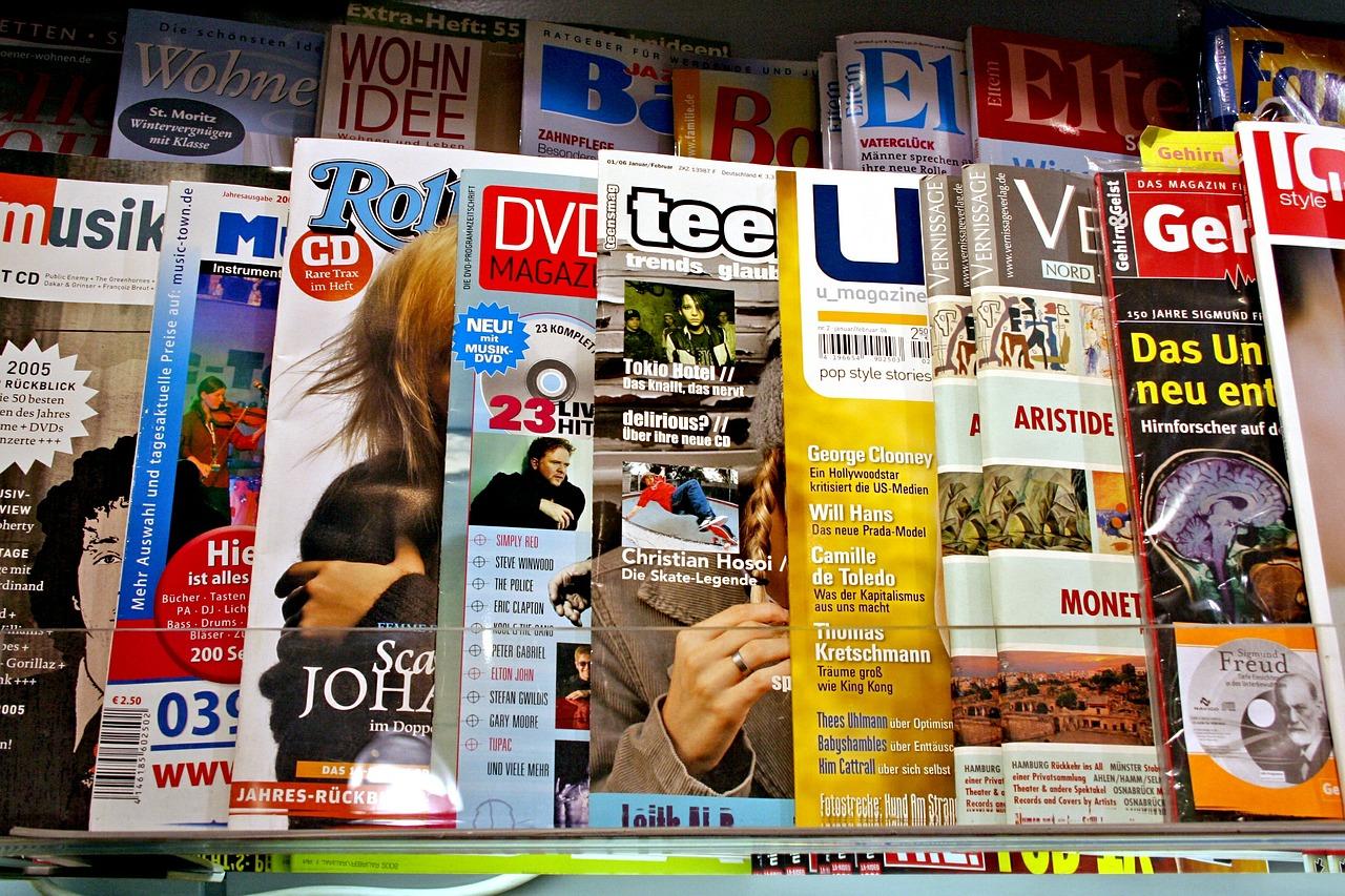 Kryptos für digitale Abos beim TIME-Magazin