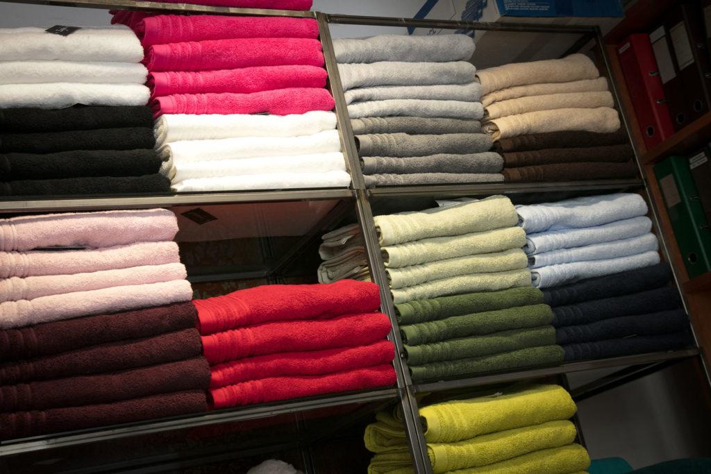 Navn på håndklæder - Luksus håndklæder i stort udvalg af farver.