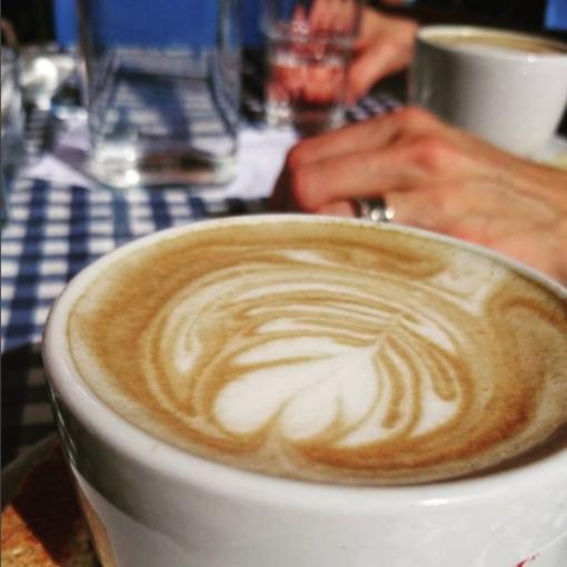 kul kaffe möte