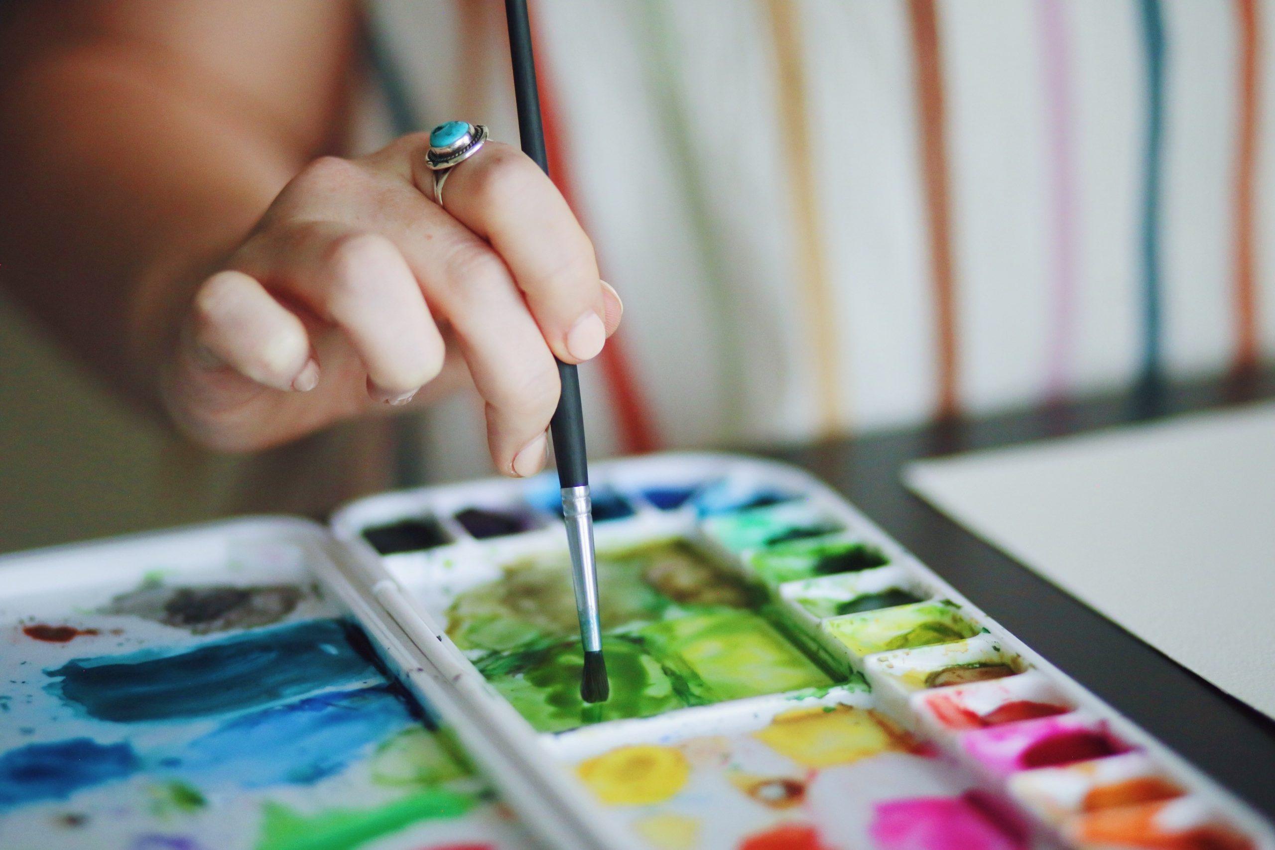 Kurs: Akvarell