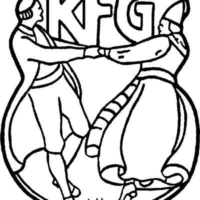 KFG logga vit bakgrund