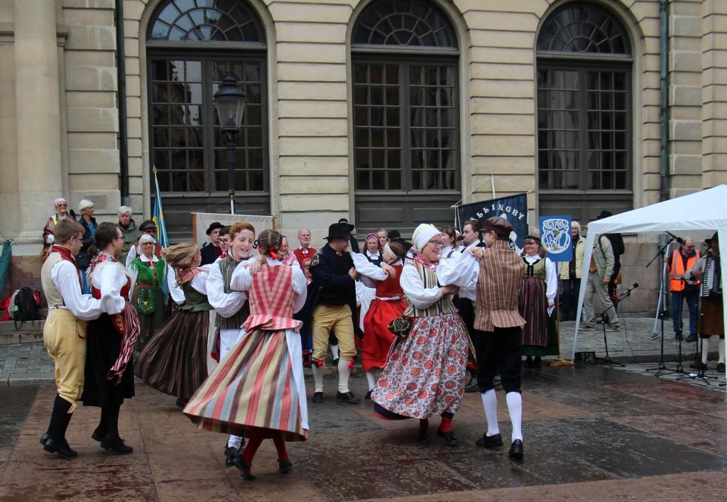 Folkdansringensdag 2019