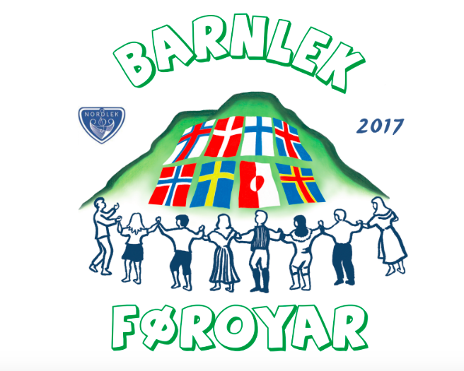 Barnlek 2017 logotype