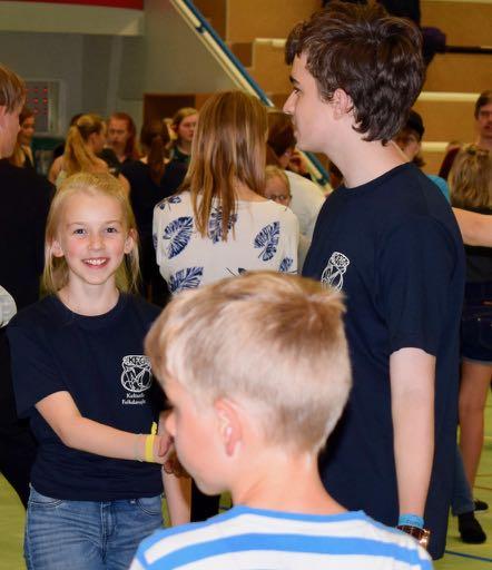 Barnlek Färöarna Dans