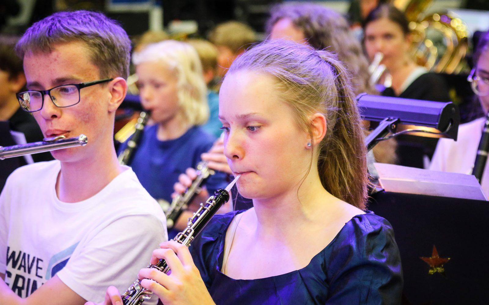 Samverkan mellan kommunala musik- och kulturskolor i Örebro län