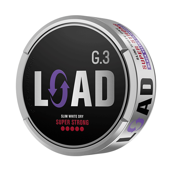 general-g-3-load-slim-white-dry-super-strong-portionssnus