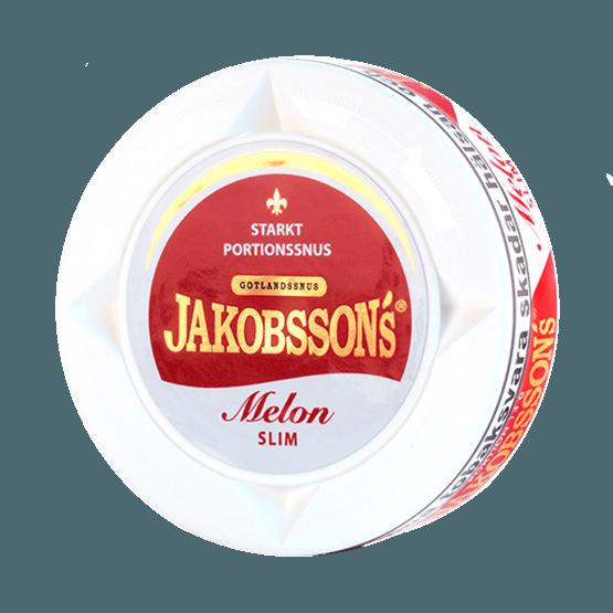 jakobssons-melon-slim-white-dry-portionssnus