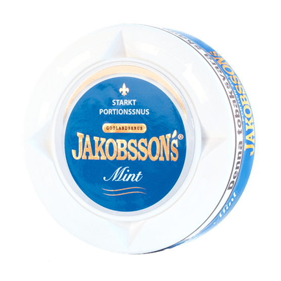 jakobssons-mint-strong-portionssnus