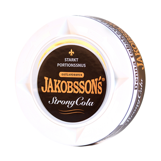 jakobssons-strong-cola-portionssnus